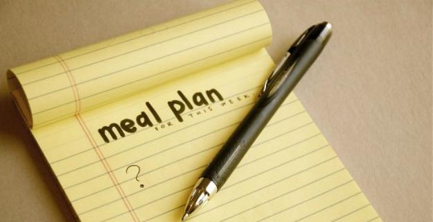 Plan semanal de comidas nutricion en la red for Plan semanal de comidas