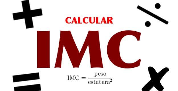 IMC calcular portada